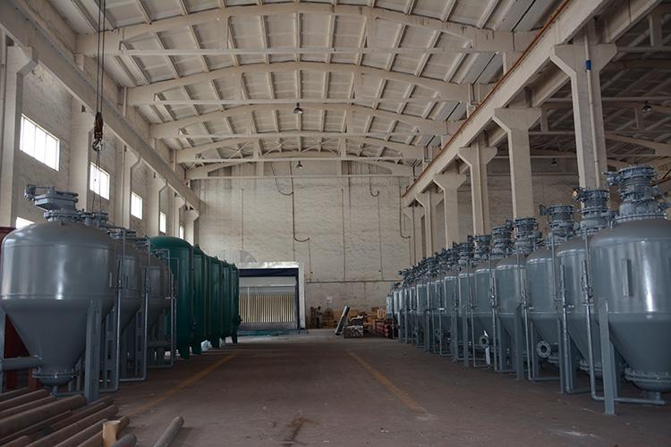 气力输送泵设备的良好操作习惯