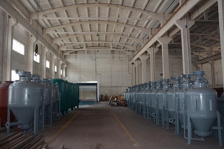 气力输送泵按照压力的分类