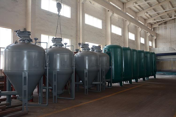 气力输送泵如何进行调试检查