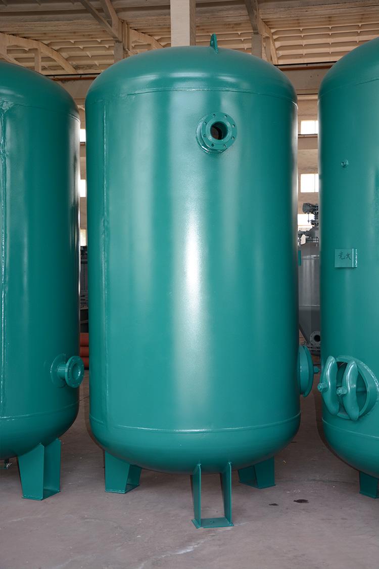 过期储气罐如何进行使用